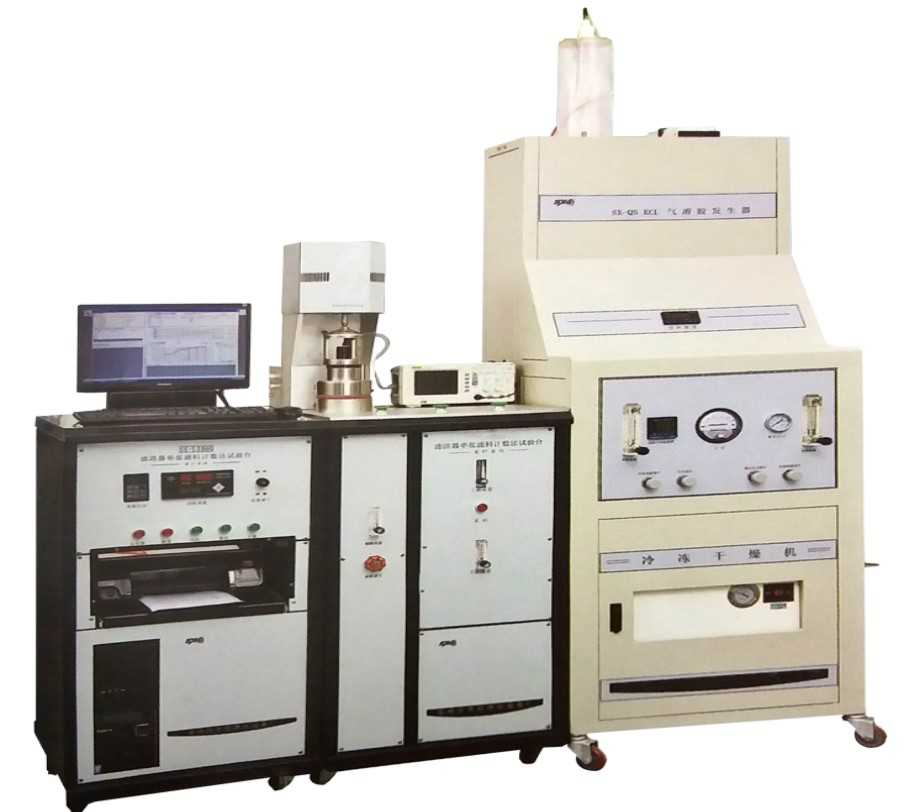 Fractional Efficiency Test Bench