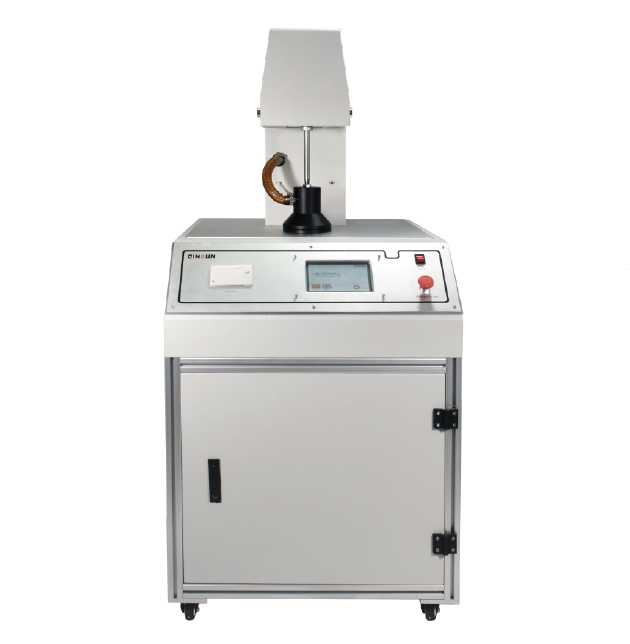Mask Particle Filtration Efficiency (PFE) Tester