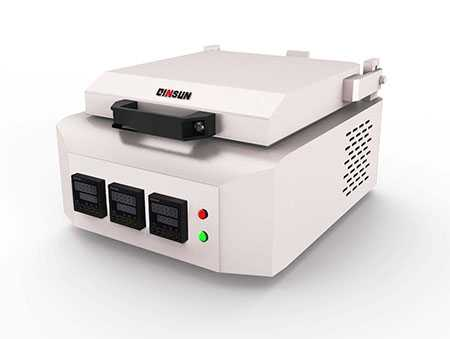 Scorch Sublimation Tester