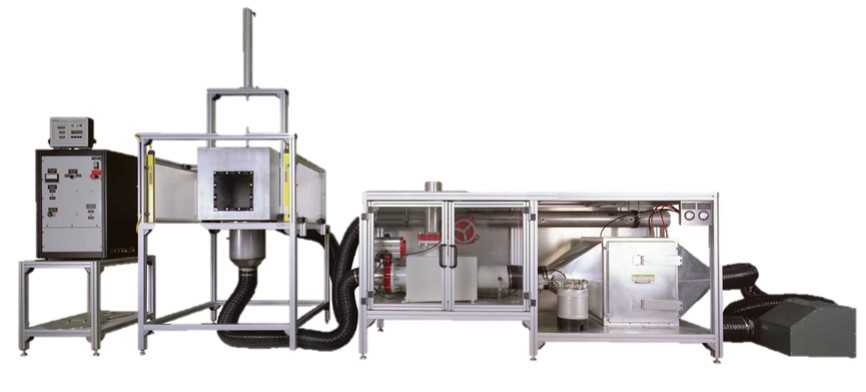 High Efficiency Filter Material  Filtration Performance Tester