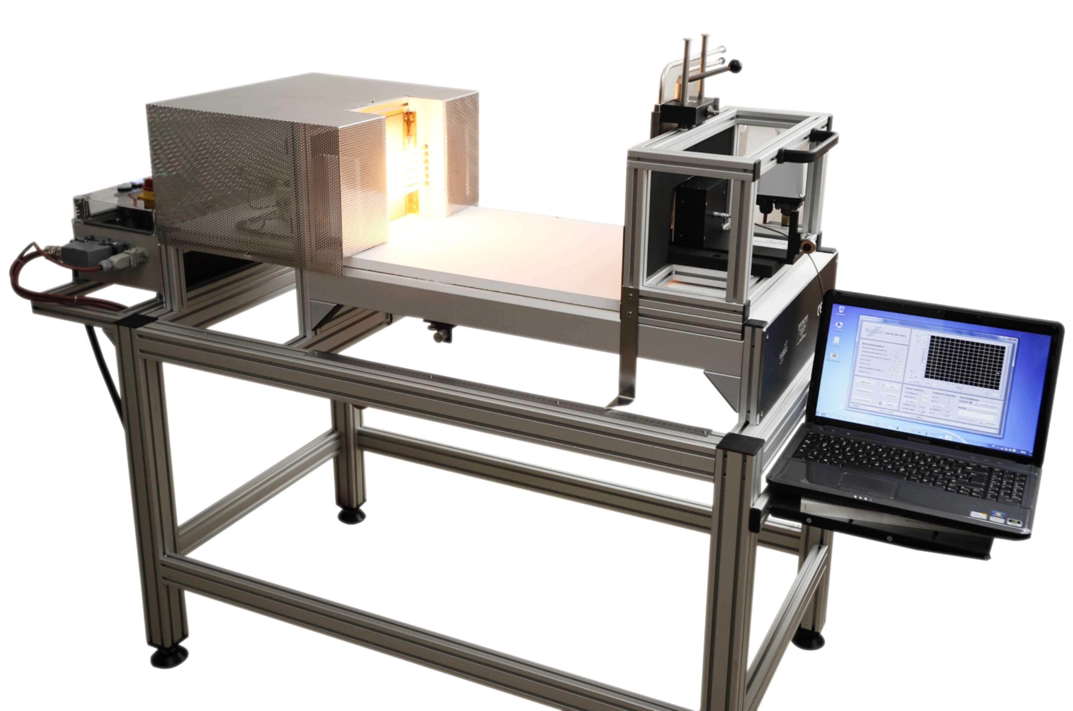 Thermal Contact Tester