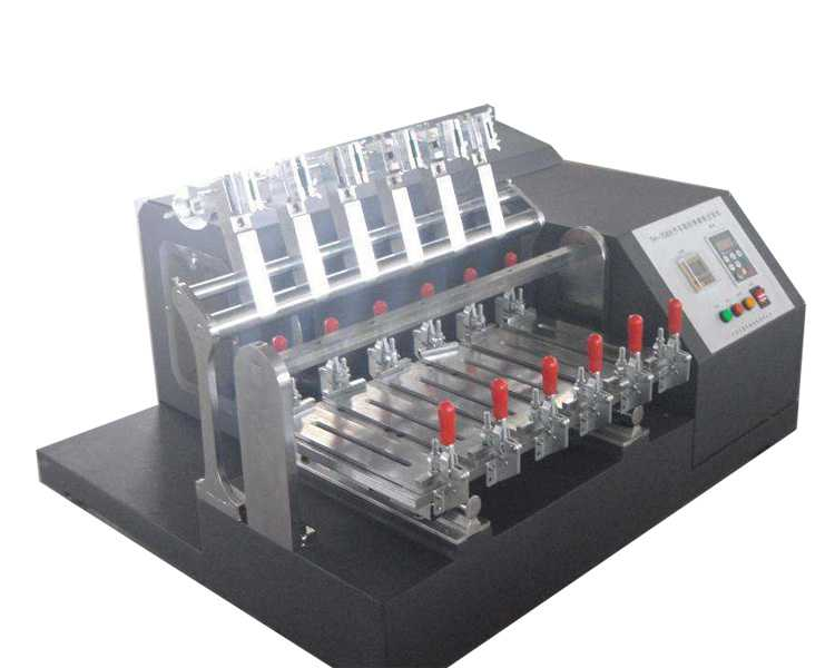 Seal Strip Abrasion Tester
