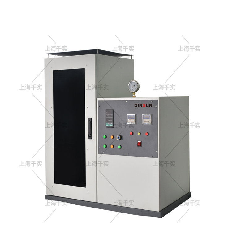 Mask Flame Retardant Tester