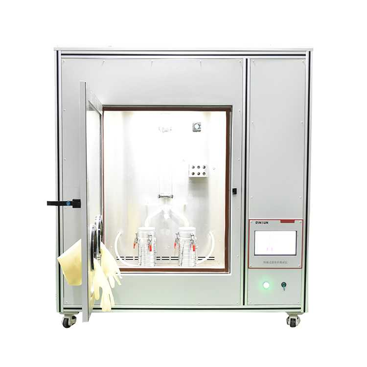 Mask Bacterial Filtration Efficiency(BFE)Tester