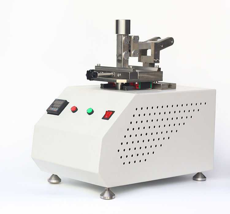 IULTCS Leather rubbing fastness tester