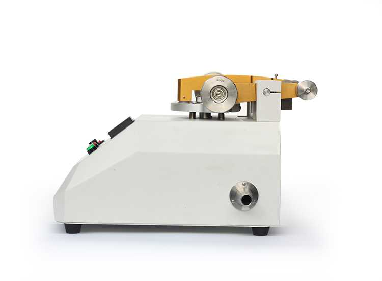 economical taber wear and abrasion tester