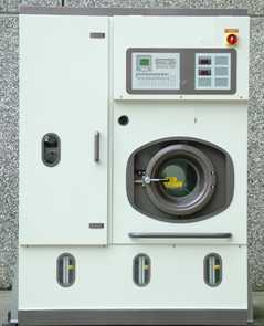 Imported dry cleaning machine